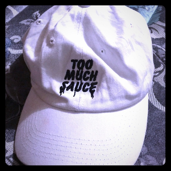 82cb3cbd3a529 Forever 21 Accessories | Too Much Sauce Hat | Poshmark